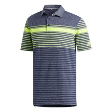 Adidas Herren ULTIMATE365 ENGINEERED HEATHERED POLO