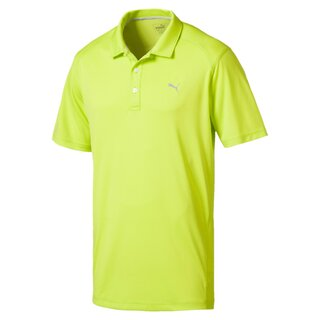 Puma ESS Pounce Polo Acid Lime